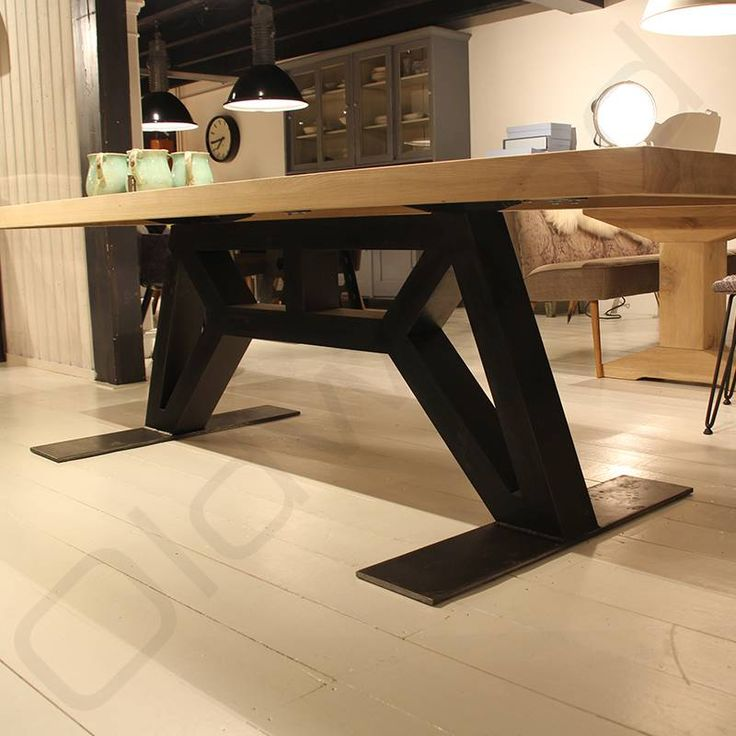1000 Ideas About Table Bases On Pinterest Industrial