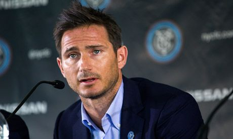 Frank Lampard on move to New York City FC from Chelsea video