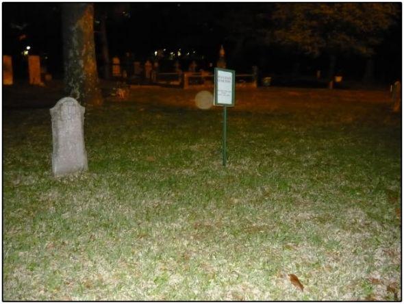 Ghosts & Orbs St. Augustine, Florida