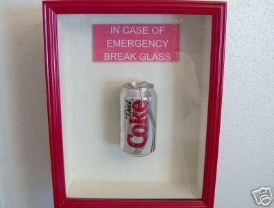 Diet coke <3