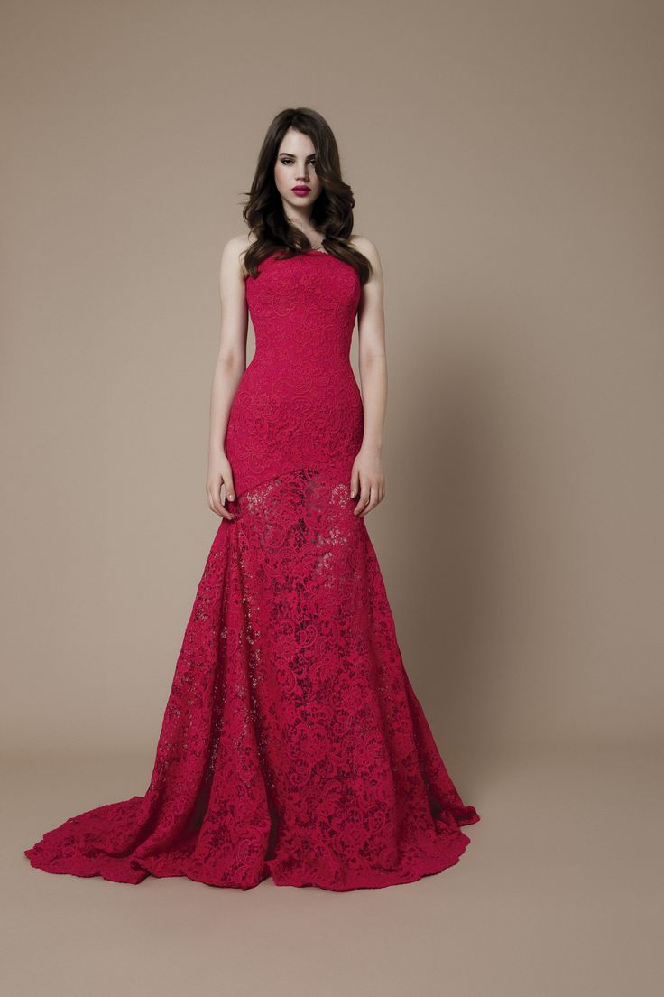 Daalarna Couture Evening Dress_ NEW COLLECTION 2014