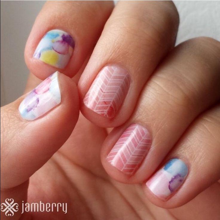 Jamberry New Sorbet Nail Wraps