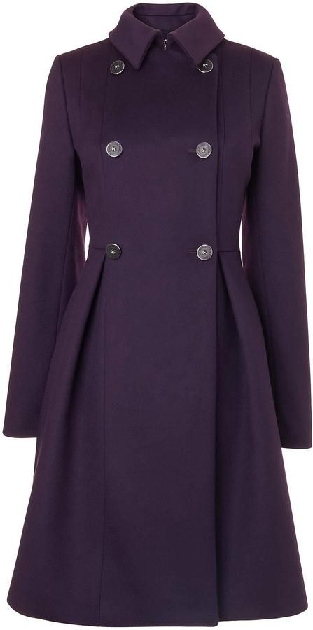 Danisi Double Breasted Coat • LK Bennett • £235.00