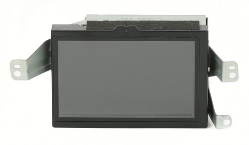 Lexus RX300 1999-2003 Radio Information Display Screen w Brackets PN 86110-48030