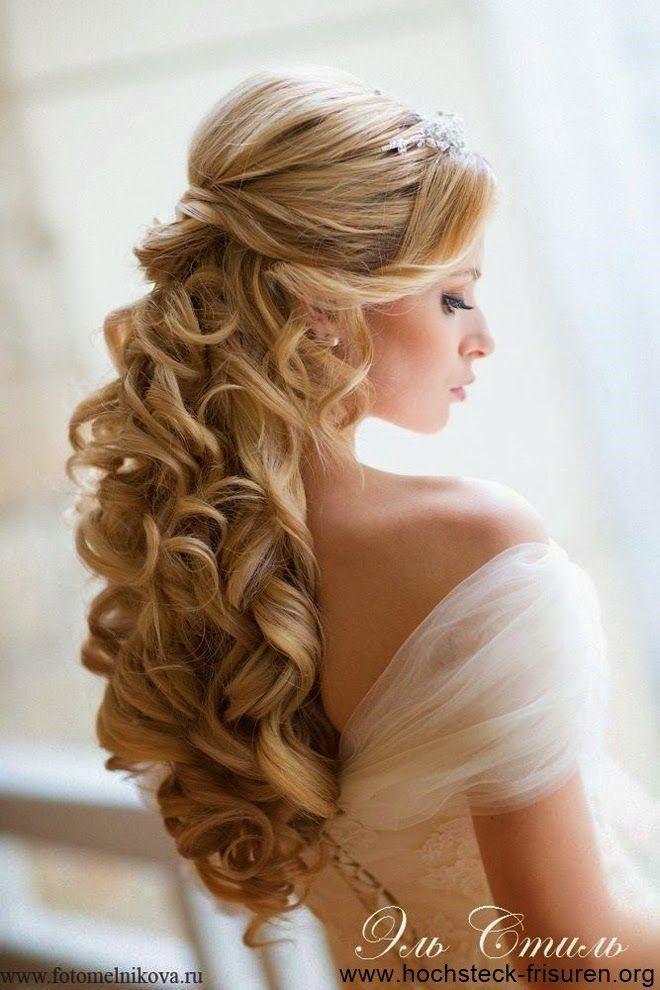 Frisuren Für Hochzeit – Wie man sanctuary Blick zu erhalten | Hochsteck Frisu…
