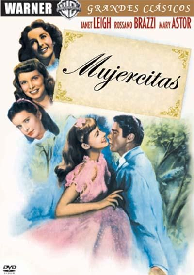 Mujercitas (1949) EEUU. Dir.: Mervyn LeRoy. DramaFamiliaHistórico. S.XIX - DVD CINE 2077-III
