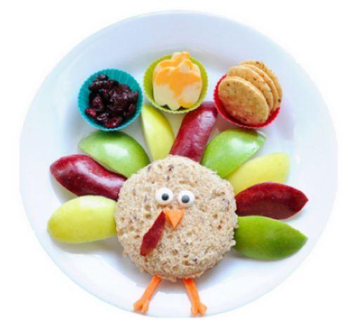 turkey snack::
