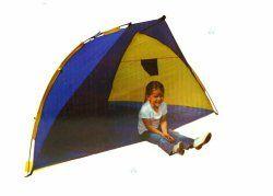 Duzy namiot plazowy