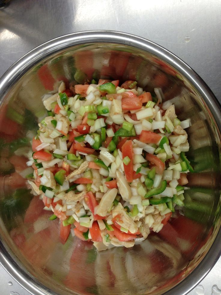 How to Make Conch Salad                                                                                                                                                                                 More