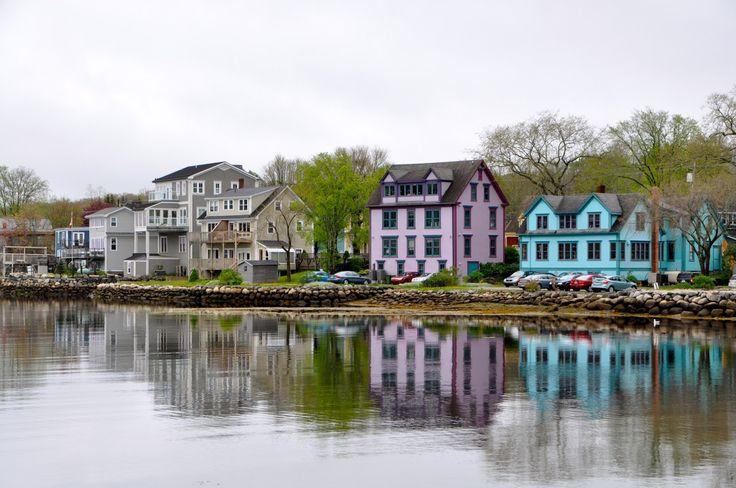 Mahone Bay, Nova Scotia.