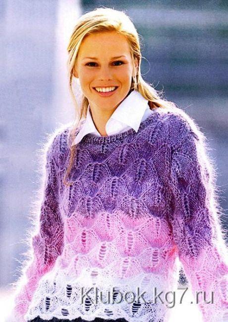 Свитера, пуловеры, джемперы   Клубок