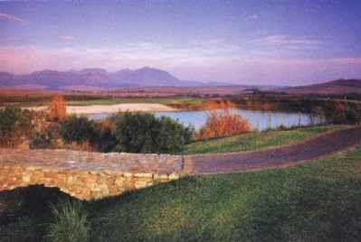 Arabella Golf Club in Kleinmond, Overberg, Western Cape, South Africa a 40 minute scenic drive from La Cle des Montanges