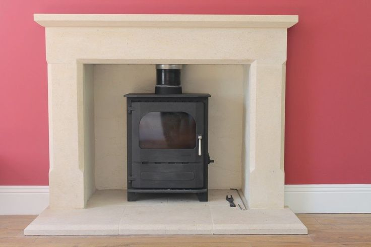 HAND CARVED SAPPHIRE COTSWOLD STONE FIREPLACE SOLID NATURAL STONE | eBay