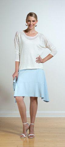 Ava aline skirt