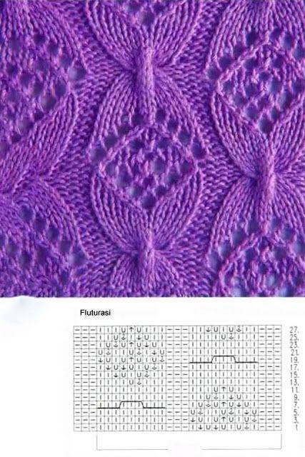 Kira knitting: Knitted pattern no. 78