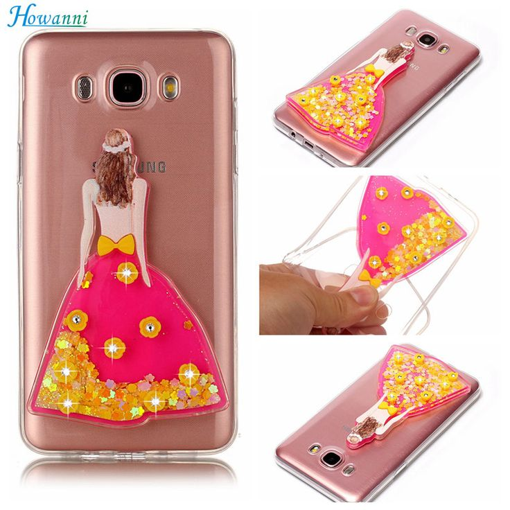 3D Quicksand Soft Case For Samsung Galaxy J7 2016 Case Silicone J710F 5.5 Inch Cute Cartoon Back Cover For Samsung J7 2016 Case. Yesterday's price: US $4.98 (4.13 EUR). Today's price: US $4.73 (3.91 EUR). Discount: 5%.