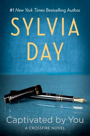 Coming November 18th: Captivated by You by Sylvia Day