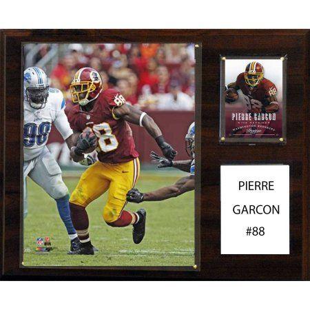 C Collectables NFL 12x15 Pierre Garcon Washington Redskins Player Plaque