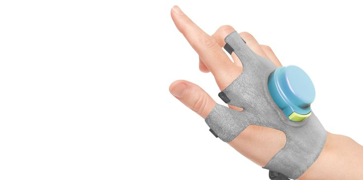 Stabiliser les mains des parkinsoniens | SoonSoonSoon.com