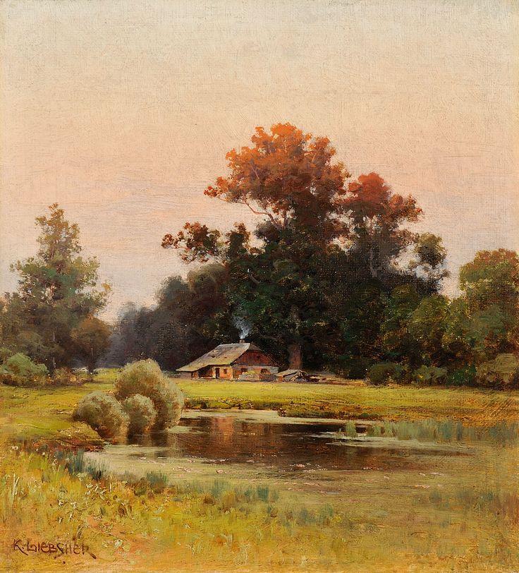 Karel Liebscher - V Doubravě