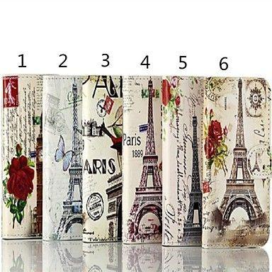 Retro Paris Eiffel Tower Design PU Protective Case  for iPhone 5/5S (Assorted Color) – EUR € 9.19