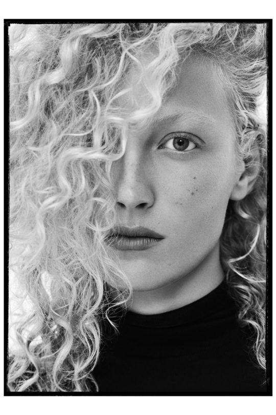 Hair Stylist Kacper Rączkowski, CHYLAK, AW17 | Picture That