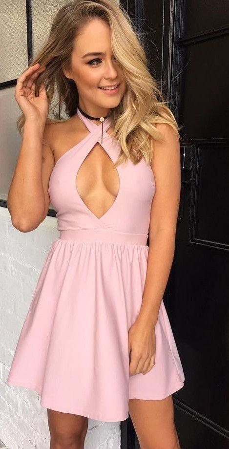 Little Pink Dress                                                                             Source