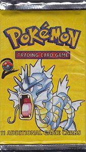 Pokemon Gyarados Base Set 2 Booster Pack. Buy Pokemon cards.