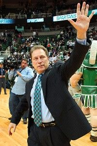 Article by Andy Katz about Tom Izzo's great character and success as coach