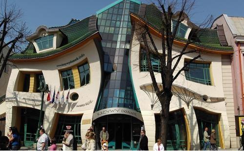 Eccentric Buildings
