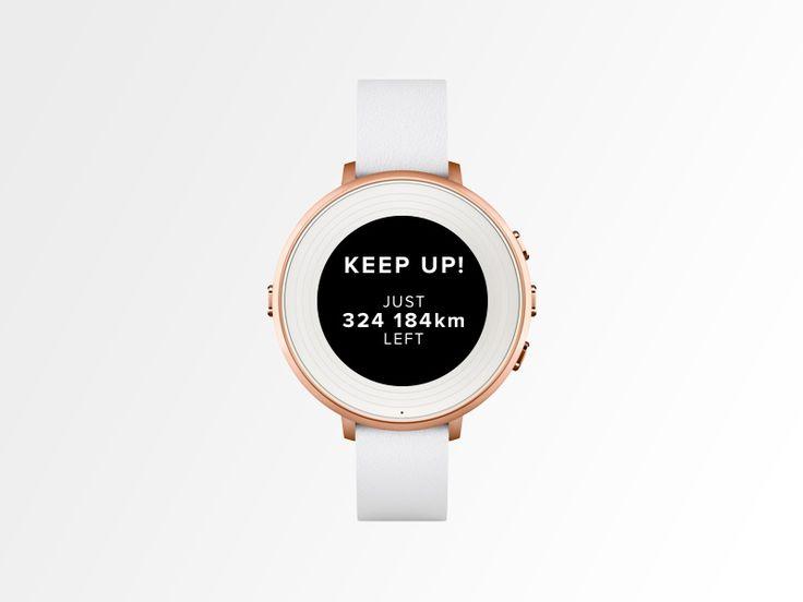 Pebble Watch app by Valters Grišāns