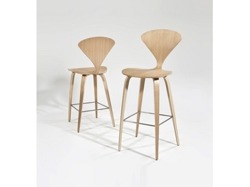Norman Cherner Style Counter Stool Counter Stools