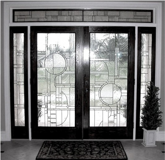 22 best french doors images on pinterest leaded glass for Full glass french doors