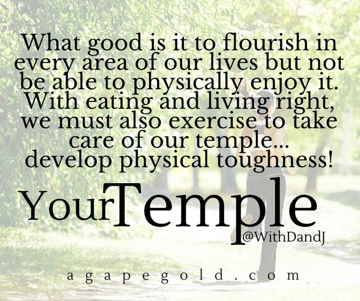 #GodsMasterpiece #YourTemple #ForeverYoung #PhysicalToughness #YouCanAndYouWill #IAmAWarrior http://www.agapegold.com