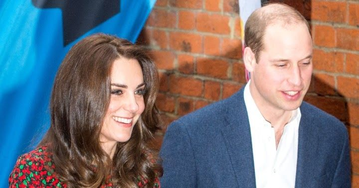 The Duke and Duchess of Cambridge and Prince Harry carried out a very appropriately festive engagement today - joining youth helpline The Mi...