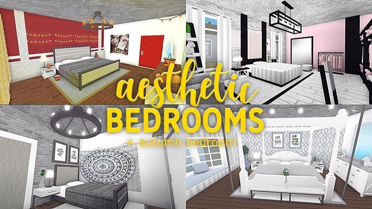 Roblox Room: Aesthetic Bedrooms + Autumn Bedroom