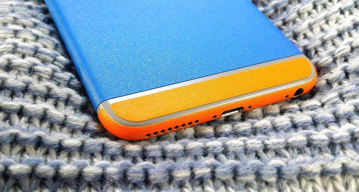 Folii Carbon 3M Skin Apple iPhone 6 Plus