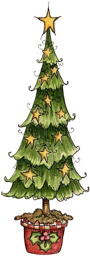 CHRISTMAS TREE CLIP ART                                                                                                                                                                                 More