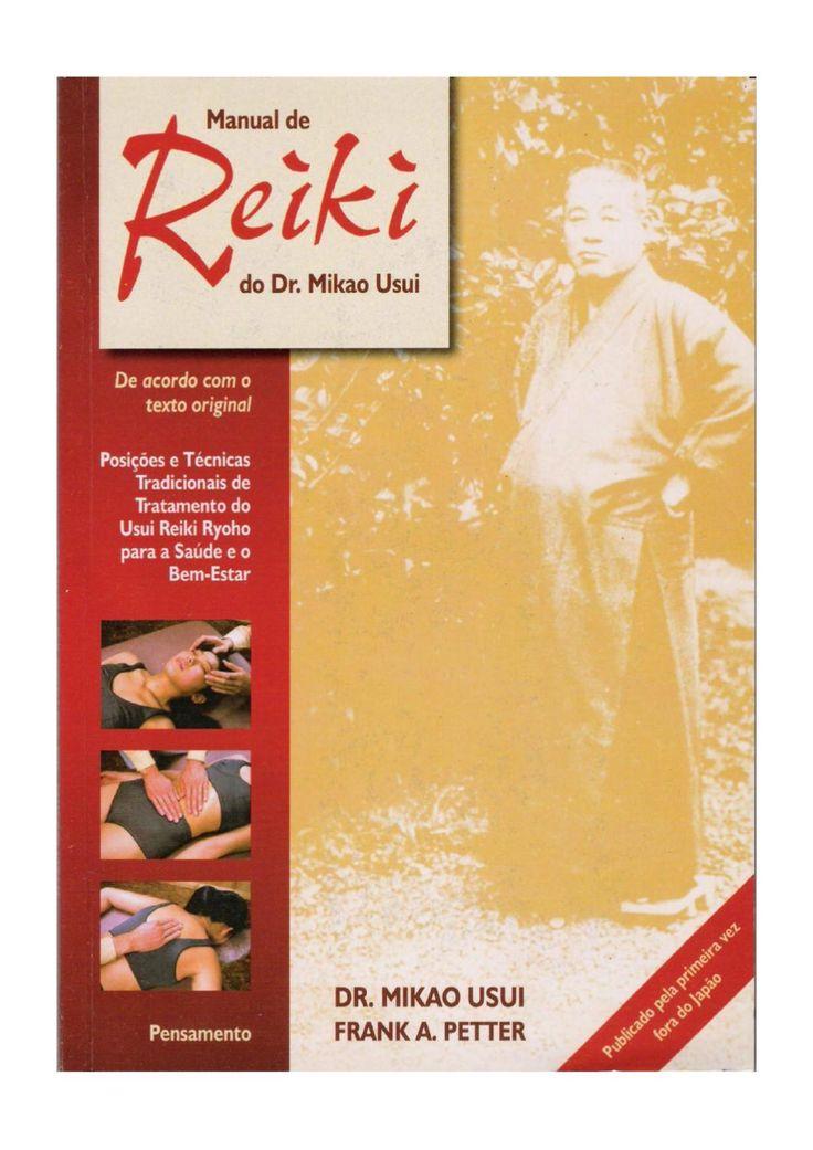 Manual de Reiki do Dr. Mikao Usui