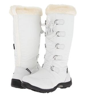The Most Adorable Women's Boots You'll See This Winter: Baffin 'New York' - White Winter Boots