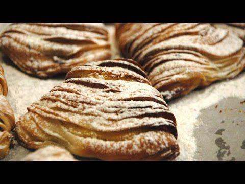 Sfogliatelle - Italian Cuisine