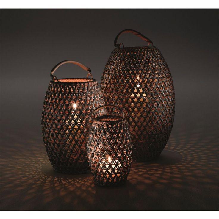 Dedon Dala Kollektion Lantern & Planter