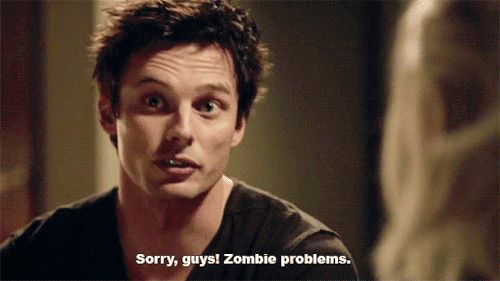 """It's getting better and better as it goes on. 