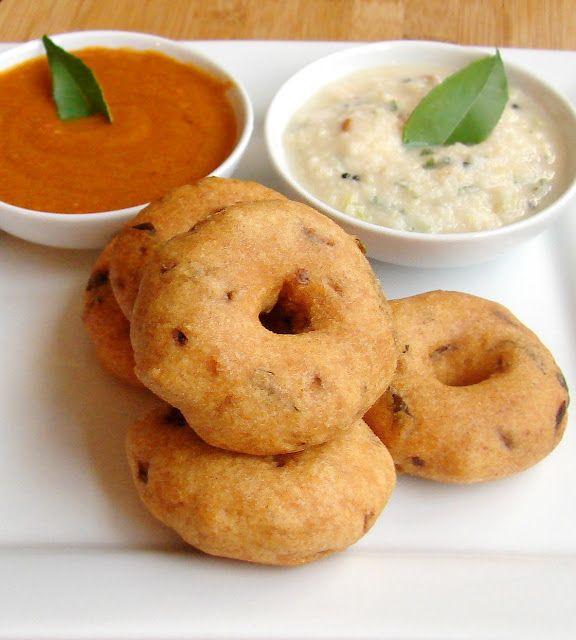 Kitchen Corner-Try It: Uzhunnu Vada/Urad Dal Vada