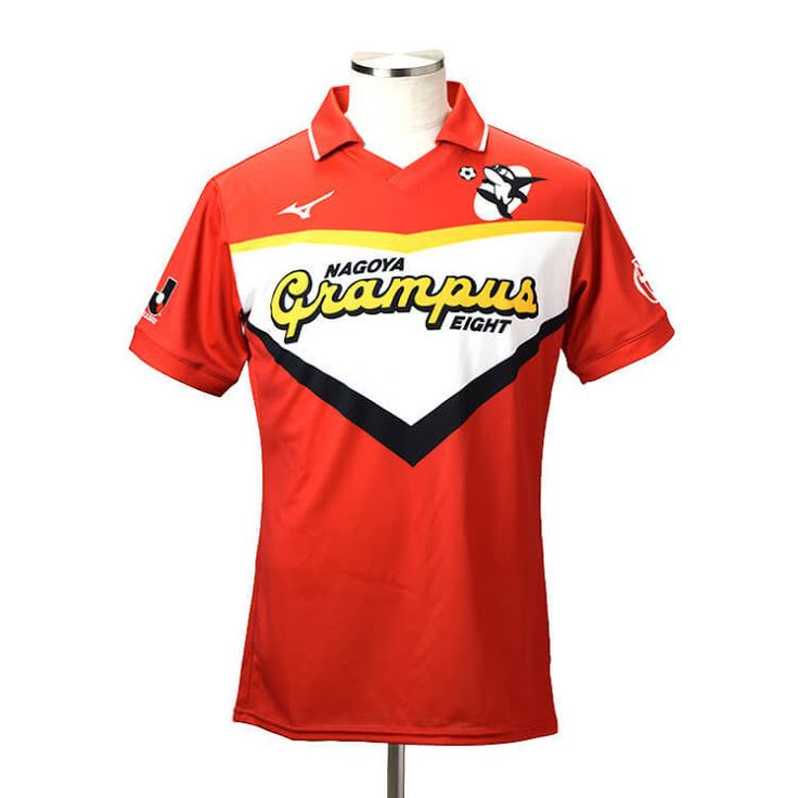 Outstanding Nagoya Grampus 25th Anniversary Kits Released - Footy Headlines