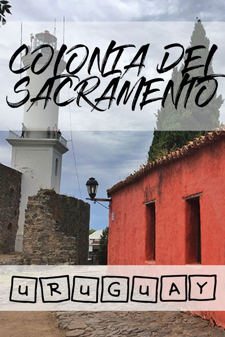 A perfect day trip from Buenos Aires (Argentina): The colonial town of Colonia del Sacramento in Uruguay