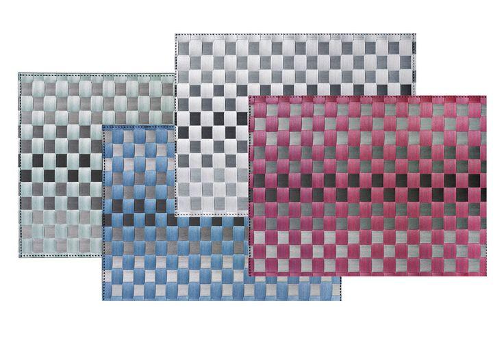 WESTMARK -Tischset, Platzset  Saleen-Gewebe abwaschbar 4 Farben