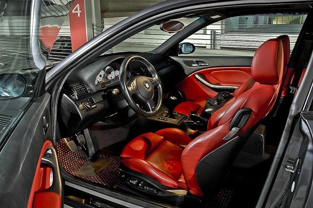 E46 M3 Cinnamon Interior For Sale