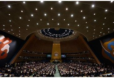 Pope Francis: Message to 69th General Assembly of the UN - Vatican Radio - 25 September 2014