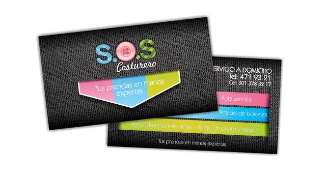 Imagen Corporativa, logotipo y tarjetas personales / 2013